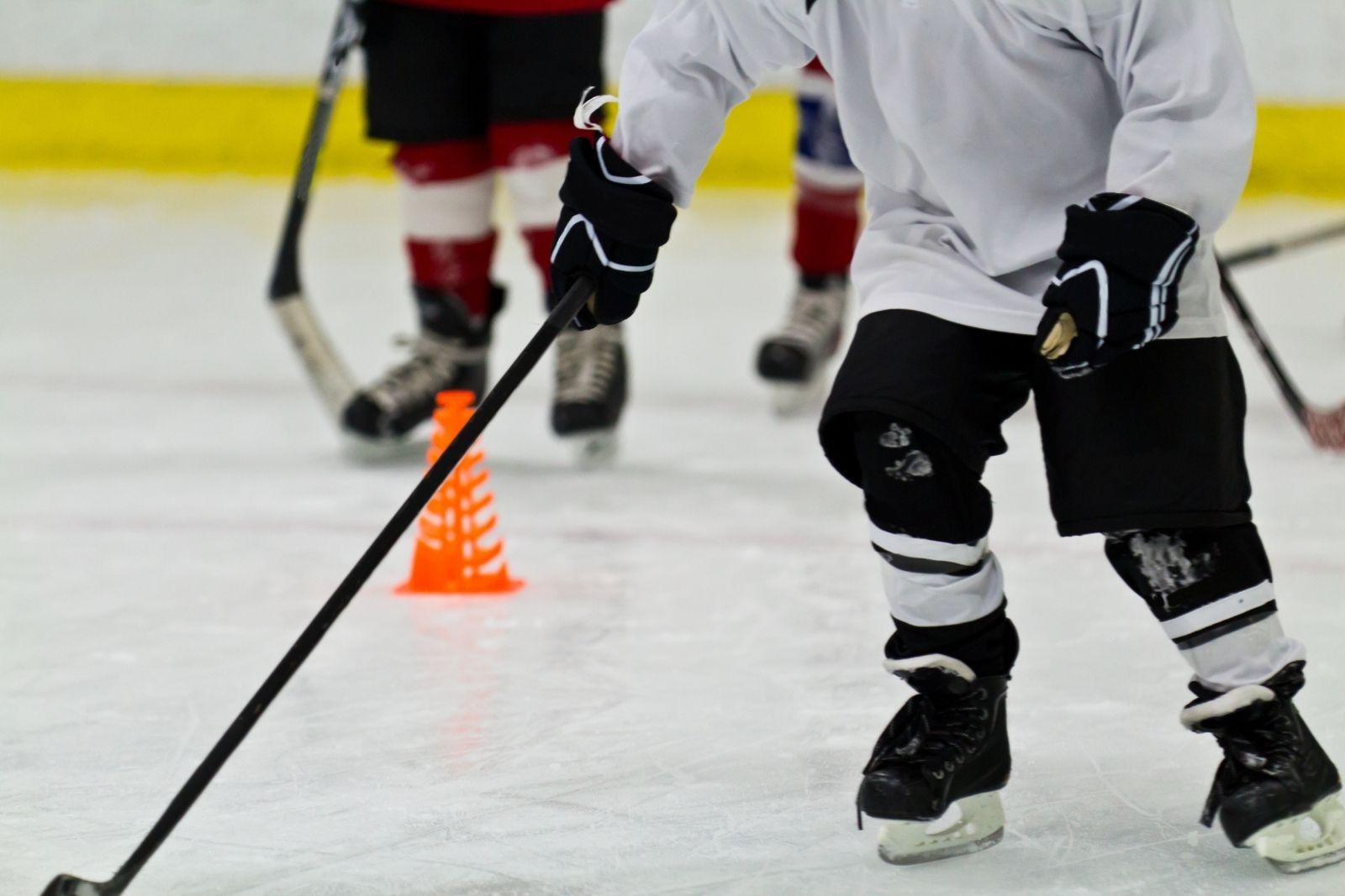 hockey drills 6 year olds