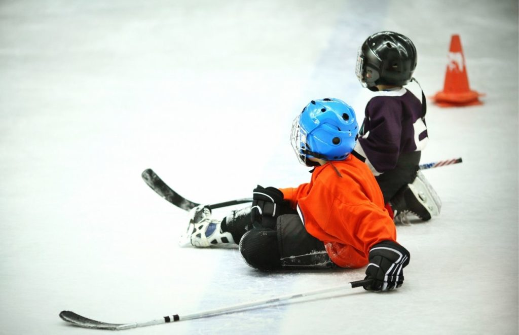 6 Fun Hockey Drills For 6 Year Olds