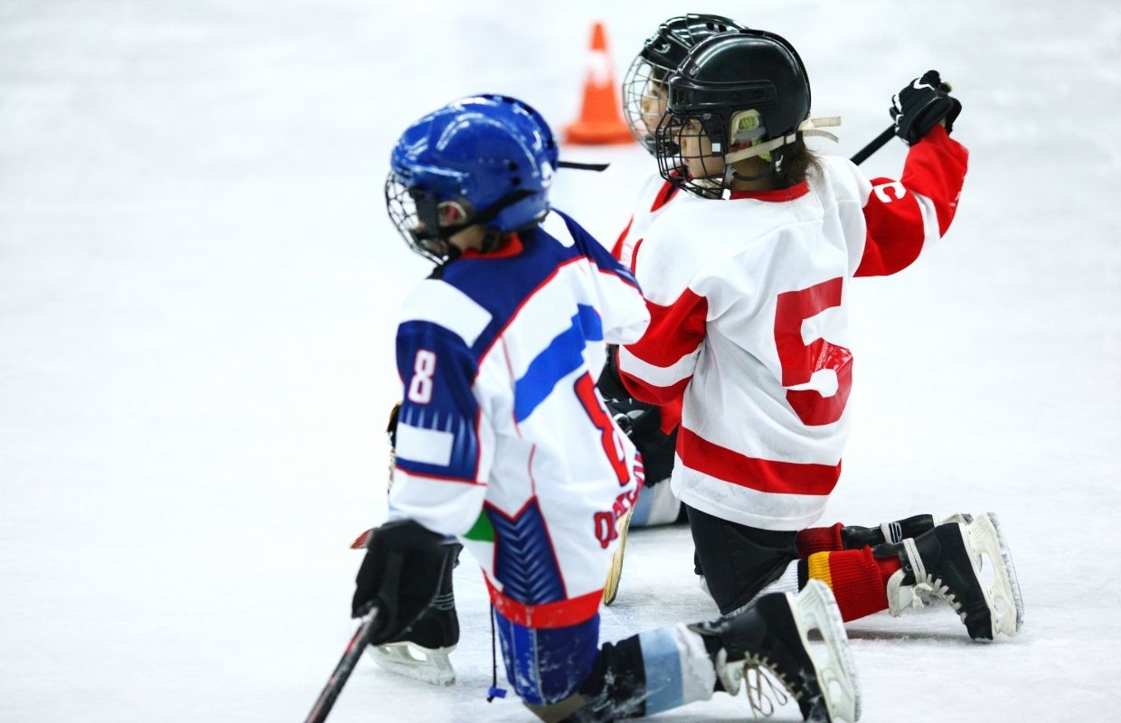 how to tell if your kid is good at hockey