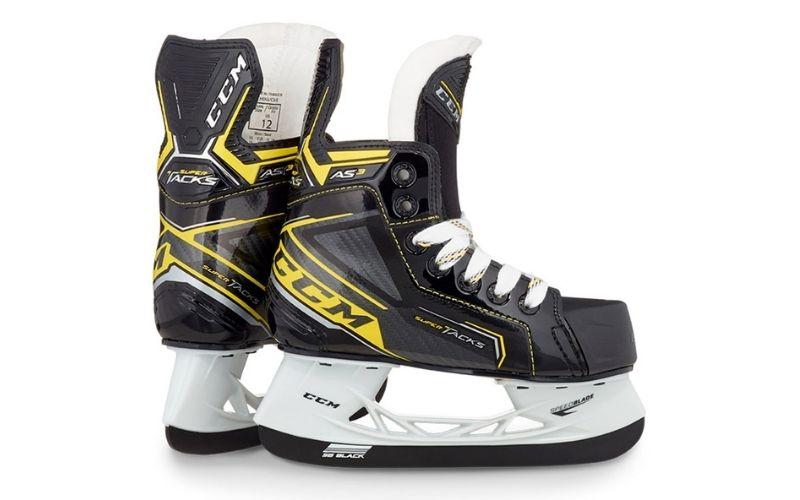 A pair of Graf G755 Pro hockey skates